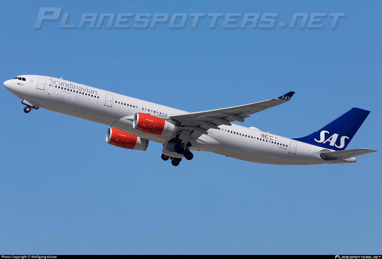 Sas Flight Sk940