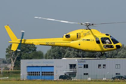 OO-HCE 5621 Private Eurocopter AS 355 N Ecureuil 2 Kortrijk Wevelgem (KJK / EBKT)