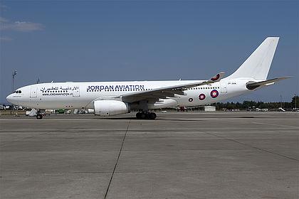 Jordan Aviation Fleet Details and History