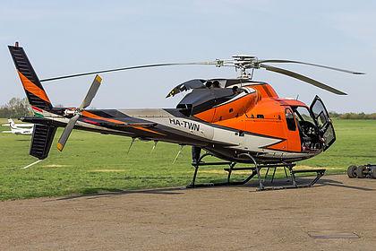 HA-TWN 5614 Private Eurocopter AS 355 N Twin Star Budaörs (LHBS)