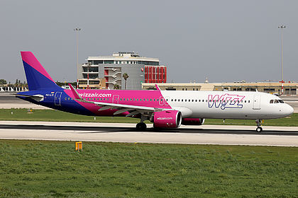 Wizz Air Holdings Plc Fleet Details And History