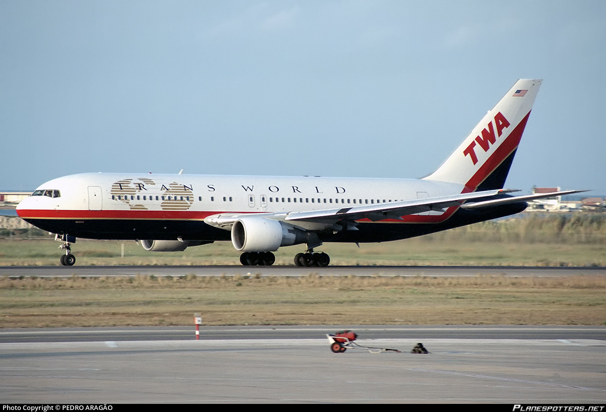 N650TW Trans World Airlines (TWA) Boeing 767-205 Photo by PEDRO ARAGÃO | ID  1016326 | Planespotters.net