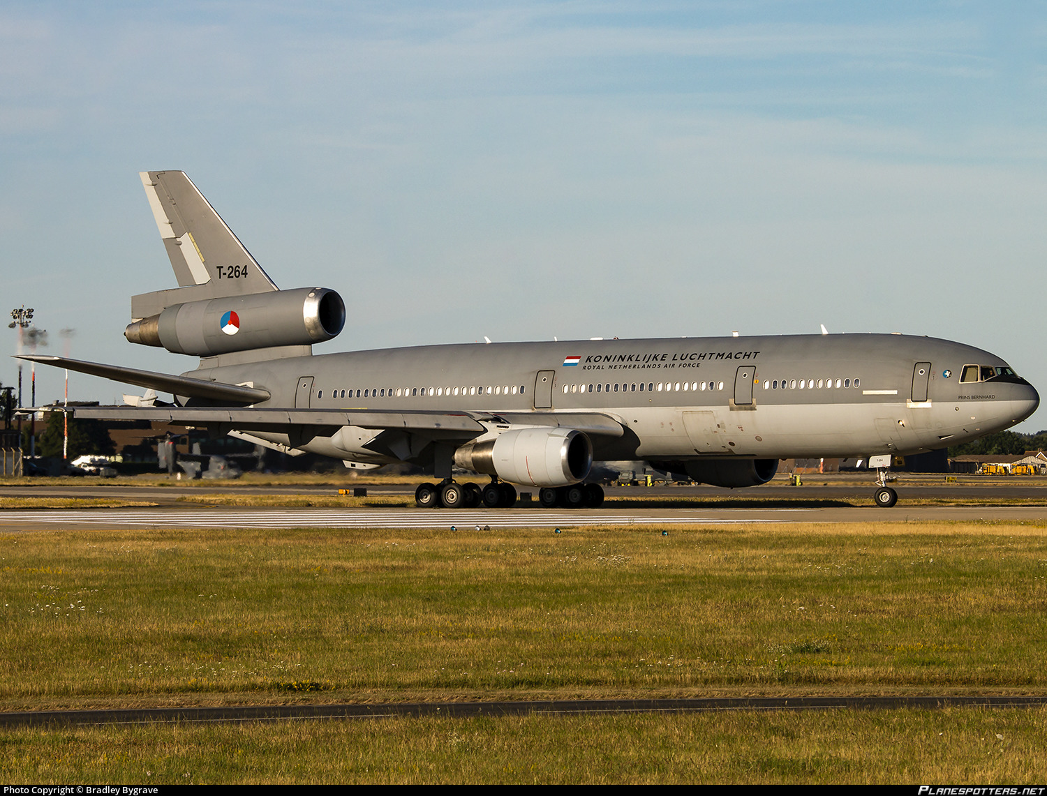 royal netherlands air force dc 10