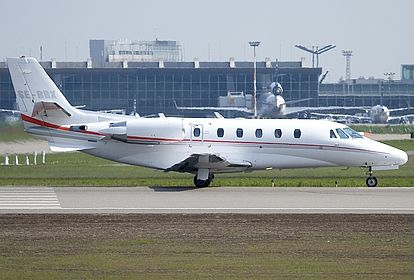SE-RBX 560-5056 Private Cessna 560XL Citation Excel Helsinki Vantaa (HEL / EFHK)