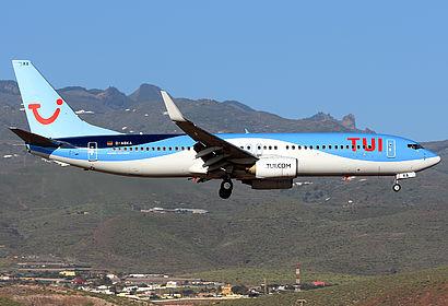 D-ABKA TUIfly Boeing 737-82R(WL)