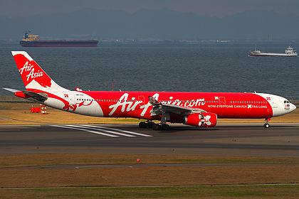 9M-XXG AirAsia X Airbus A330-343