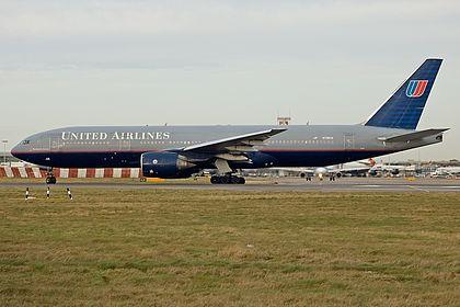 N798UA 26928 United Airlines Boeing 777-222(ER) London Heathrow (LHR / EGLL)