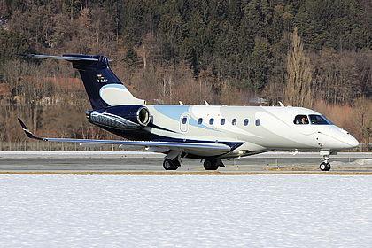 D-BJKP 5500003 Private Embraer EMB-550 Legacy 500 Innsbruck Kranebitten (INN / LOWI)