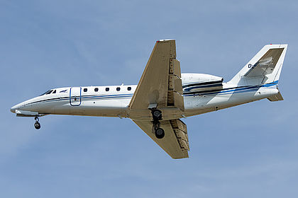 D-CAWS 680-0328 Aerowest Cessna 680 Citation Sovereign Barcelona El Prat (BCN / LEBL)
