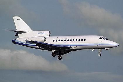 N145W 040 Private Dassault Falcon 900 Hamburg Fuhlsbuettel (HAM / EDDH)