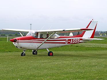 G-ASSS 172-51467 Private Cessna 172E Skyhawk Cotswold Airport (Kemble) (EGBP)