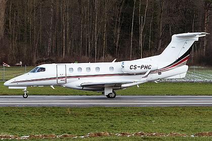 CS-PHC 50500214 NetJets Europe Embraer EMB-505 Phenom 300 Bern Belp (BRN / LSZB)
