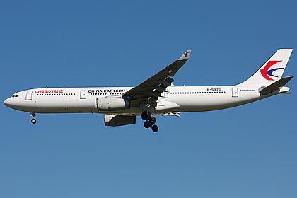 B-5976 1632 China Eastern Airlines Airbus A330-343 Beijing Capital (PEK / ZBAA)