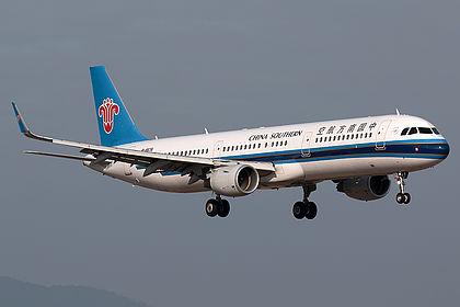 B-8676 7424 China Southern Airlines Airbus A321-211(WL) Guangzhou Baiyun (CAN / ZGGG)