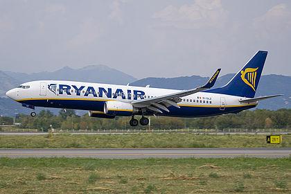 EI-DLZ 33622 Ryanair Boeing 737-8AS(WL) Bergamo (Milan) Orio Al Serio (BGY / LIME)