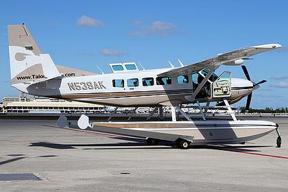 N539AK 20800525 Private Cessna 208 Caravan West Palm Beach Palm Beach International (PBI / KPBI)