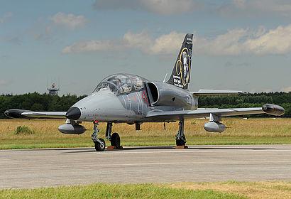 5301 915301 Slovak Air Force Aero L-39 Albatros Uden Volkel Air Base (EHVK)