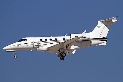 N535BC 50500120 WAC Charter Embraer EMB-505 Phenom 300 Las Vegas McCarran (LAS / KLAS)