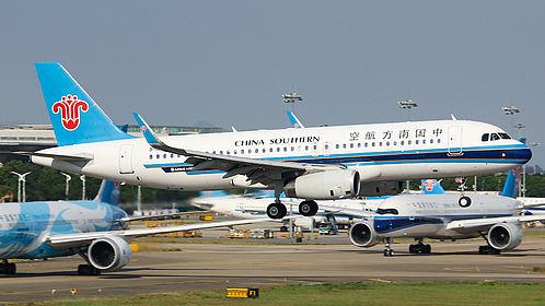 B-1829 6106 China Southern Airlines Airbus A320-232(WL) Guangzhou Baiyun (CAN / ZGGG)