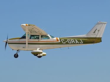 C-GRAJ 172-62868 Private Cessna 172M Skyhawk II Oshkosh Wittman Regional Airport (OSH / KOSH)