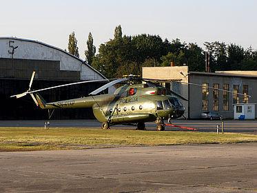 SN-41XP 10659 Poland - Police Mil Mi-8 Warsaw Babice (EPBC)