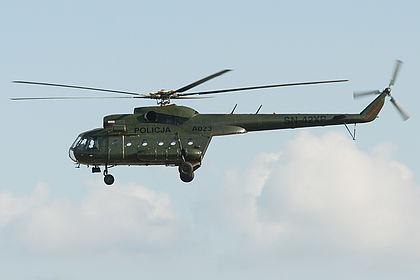SN-42XP 10661 Poland - Police Mil Mi-8 Radom Sadków (QXR / EPRA)