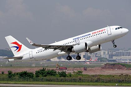 B-309A 9129 China Eastern Airlines Airbus A320-251N Chongqing Jiangbei (CKG / ZUCK)