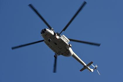 UP-MI863 Government of Kazakhstan Mil Mi-8 Off-Airport