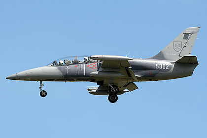 5302 915302 Slovak Air Force Aero L-39 Albatros Kecskemet (LHKE)