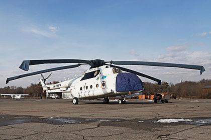 UP-MI814 96275 Kazaviaspas Mil Mi-8 Boraldai (BXJ / UAAR)