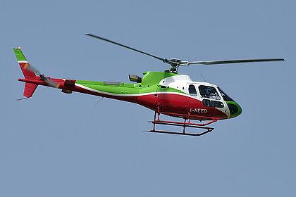 I-NEED Elifriulia Eurocopter AS 350 Ecureuil Trieste Ronchi dei Legionari (TRS / LIPQ)