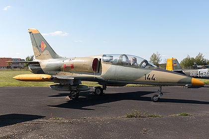 144 731006 East German Air Force Aero L-39 Albatros Berlin Gatow (closed) (GWW / EDBG)