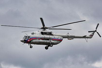RA-25555 96555 PANH Helicopters Mil Mi-8 Gelendzhik (GDZ / URKG)