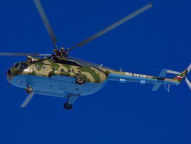 RA-06158 Russian Federation Air Force Mil Mi-8 Novosibirsk Severny (UNCC)