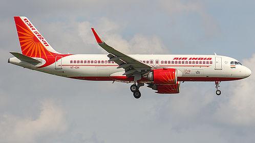 VT-CIH Air India Airbus A320-251N