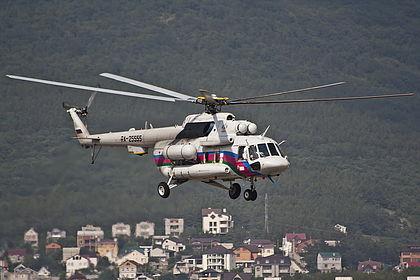 RA-25555 PANH Helicopters Mil Mi-8 Gelendzhik (GDZ / URKG)