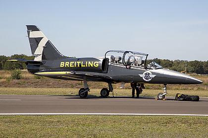 ES-YLP 533620 Breitling Jet Team Aero L-39 Albatros Kleine Brogel (EBBL)