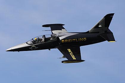 ES-YLR 533628 Breitling Jet Team Aero L-39 Albatros Zeltweg Hinterstoisser Air Base (LOXZ)