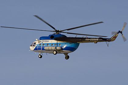 RA-22868 98415601 HELIX Mil Mi-8 Ekaterinburg Koltsovo (SVX / USSS)