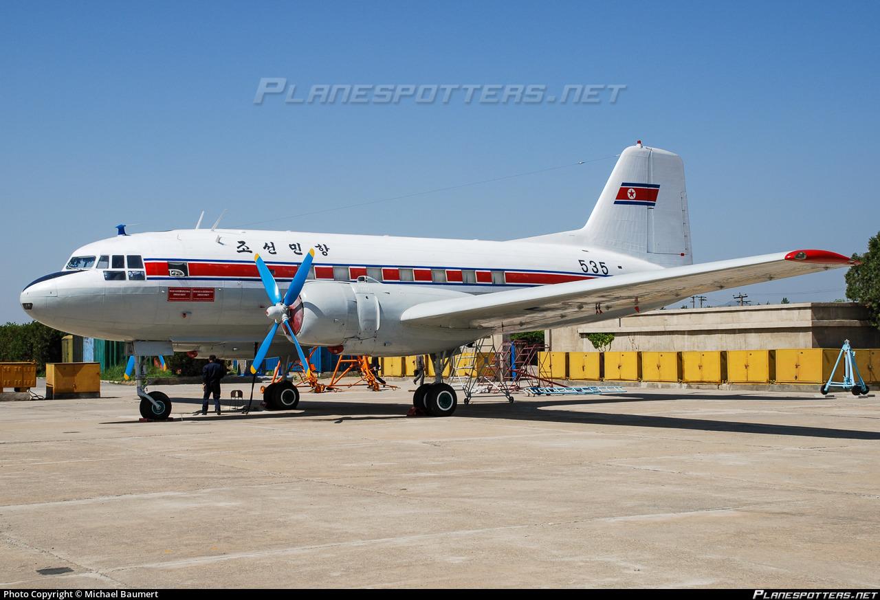 535 Air Koryo Ilyushin Il 14 Photo By Michael Baumert Id 979266