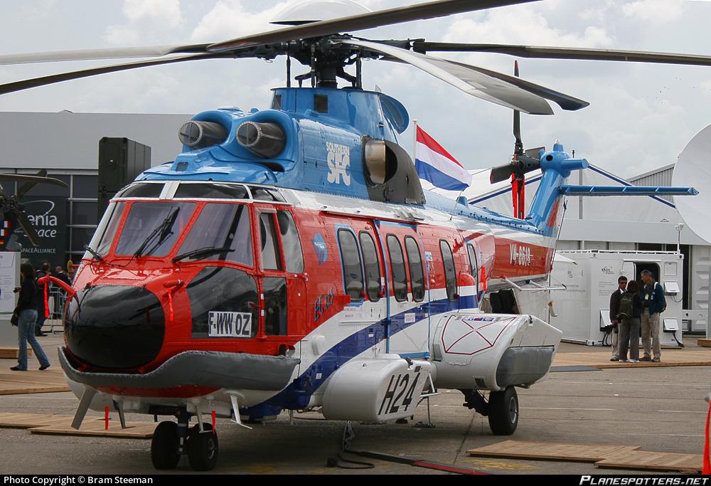 Ten cuidado servilleta Accidental  VN-8618 Southern SFC Eurocopter EC225 Super Puma Photo by Bram Steeman | ID  101705 | Planespotters.net