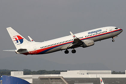 9M-MLG Malaysia Airlines Boeing 737-8FZ(WL)