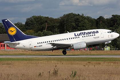 D-ABIW 24945 Lufthansa Boeing 737-530 Frankfurt Rhein-Main (FRA / EDDF)