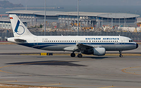 Vietnam Airlines Airbus A320 200 Latest Photos Planespotters Net