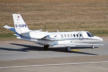 D-CAPB 560-0806 Aerowest Cessna 560 Citation Encore+ Berlin Tegel (TXL / EDDT)