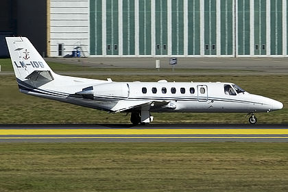 LN-IDB 560-0637 Private Cessna 560 Citation Encore+ Oslo Gardermoen (OSL / ENGM)