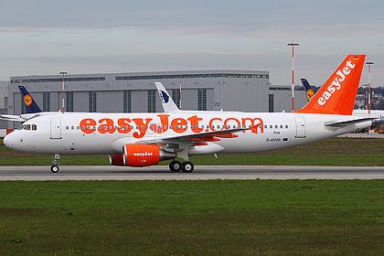 Hb Jxc Easyjet Switzerland Airbus A320 214