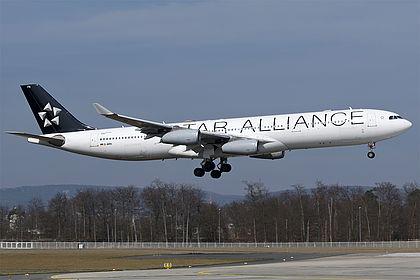 D-AIFA 352 Lufthansa Airbus A340-313 Frankfurt Rhein-Main (FRA / EDDF)