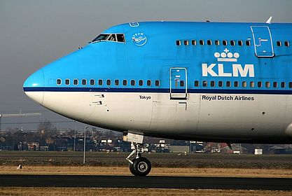 PH-BFT 28459 KLM Royal Dutch Airlines Boeing 747-406(M) Amsterdam Schiphol (AMS / EHAM)