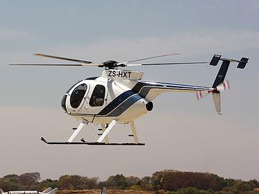 ZS-HXT 0616 Private Hughes 369 Pretoria Wonderboom (PRY / FAWB)